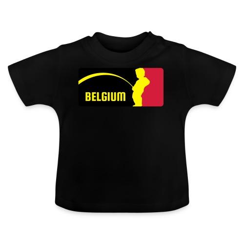Mannekke Pis, Belgium Rode duivels - Belgium - Belgie - T-shirt Bébé