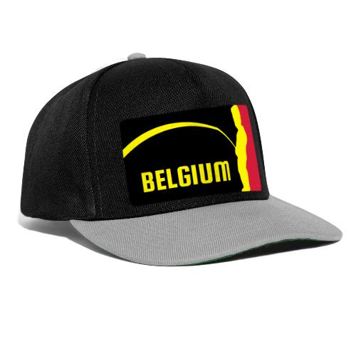 Mannekke Pis, Belgium Rode duivels - Belgium - Belgie - Casquette snapback