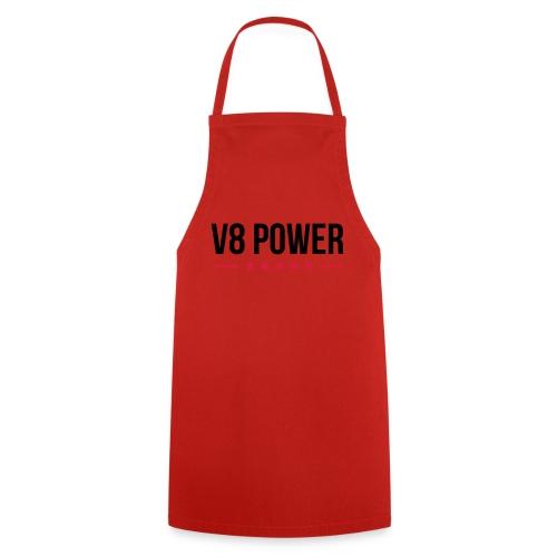 V8-Power Männer Hoodie - Kochschürze
