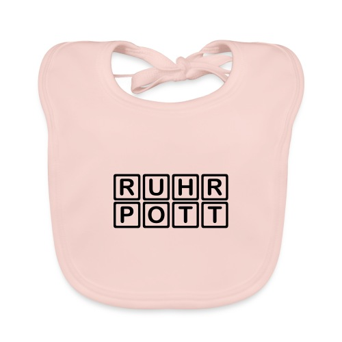 Ruhrpott Cap - Baby Bio-Lätzchen