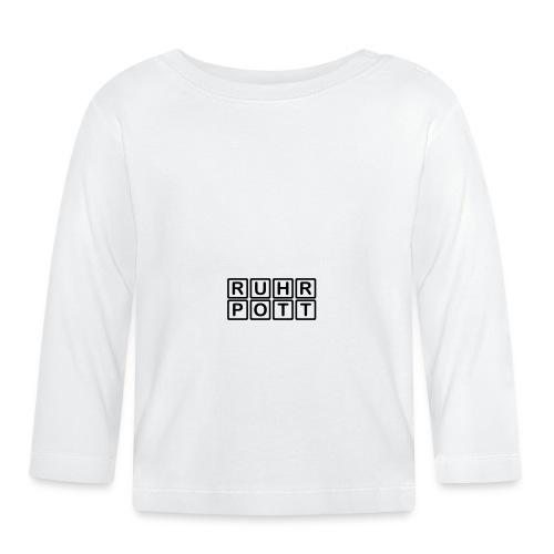 Ruhrpott Cap - Baby Langarmshirt