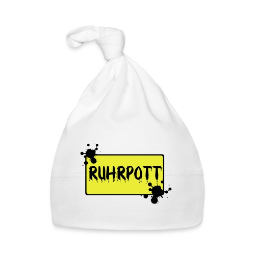 Ortsschild Ruhrpott Tasche - Baby Mütze