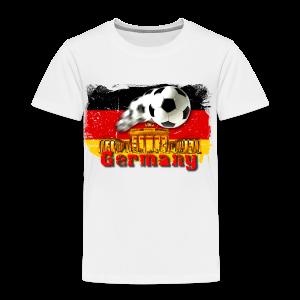 Deutschland Grillschürze - Kinder Premium T-Shirt
