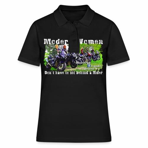 Bio Shirt Modern Women - Frauen Polo Shirt
