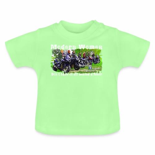 Bio Shirt Modern Women - Baby T-Shirt