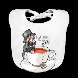 Tea time like a Sir with Earl Grey (text)