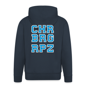 CHRBRG RPZ Teech for ♂ - Veste à capuche Premium Homme
