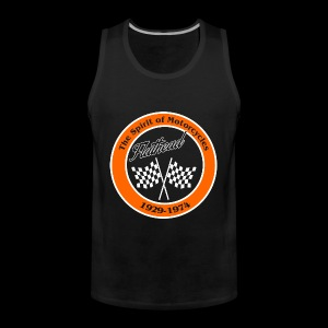 Zielflagge Flatheat - Men's Premium Tank Top