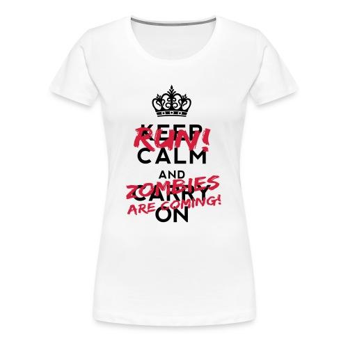 Run! - T-shirt Premium Femme
