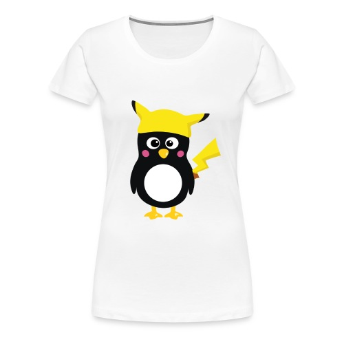 Pika! - T-shirt Premium Femme