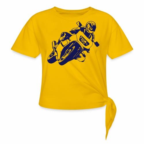 Motorrad - Knotenshirt