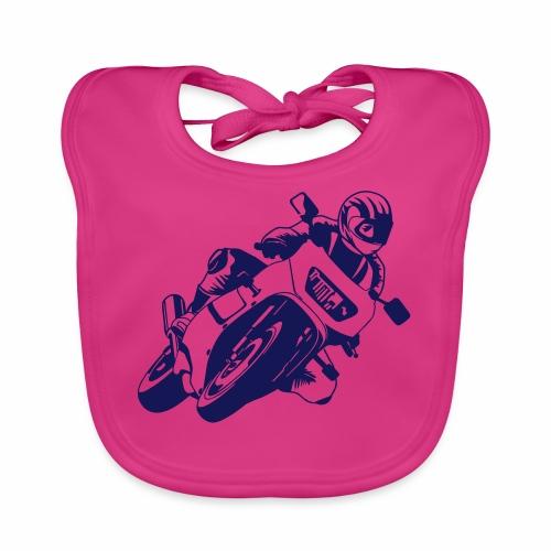 Motorrad - Baby Bio-Lätzchen