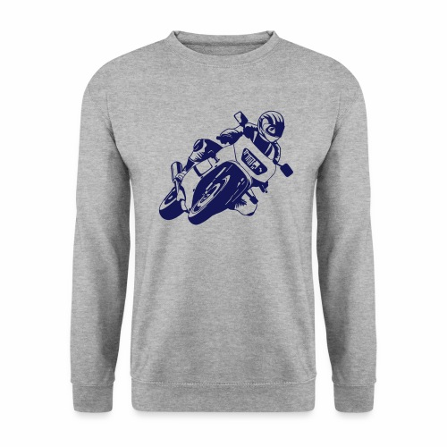 Motorrad - Männer Pullover