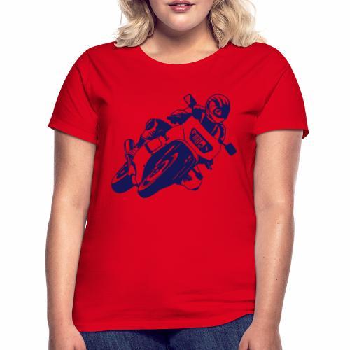 Motorrad - Frauen T-Shirt