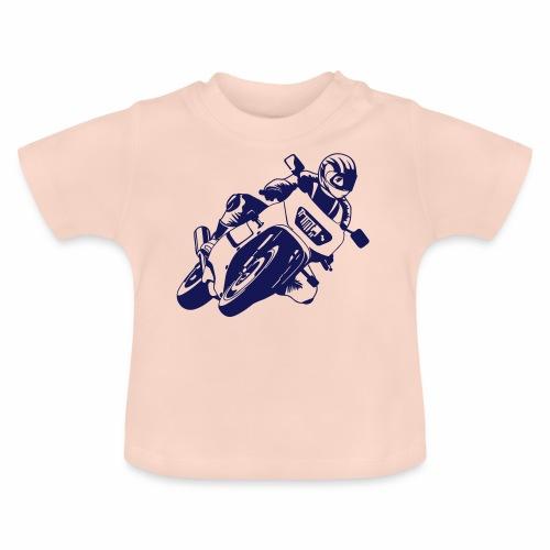 Motorrad - Baby T-Shirt