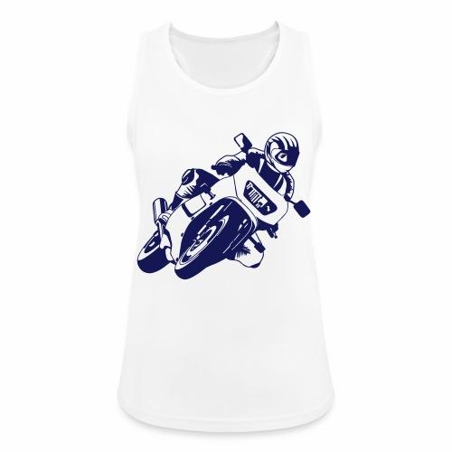 Motorrad - Frauen Tank Top atmungsaktiv