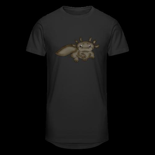 Axill Axolotl - Männer Urban Longshirt