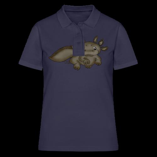 Axill Axolotl - Frauen Polo Shirt