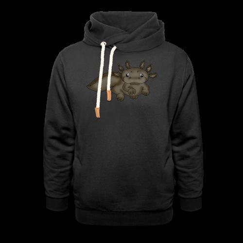 Axill Axolotl - Schalkragen Hoodie