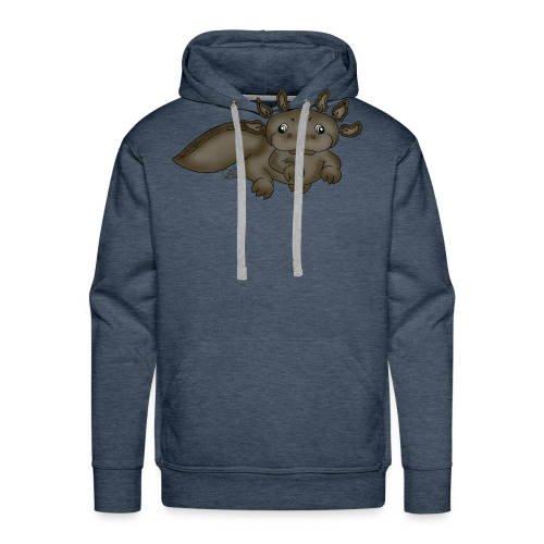 Axill Axolotl - Männer Premium Hoodie