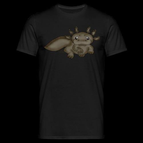 Axill Axolotl - Männer T-Shirt
