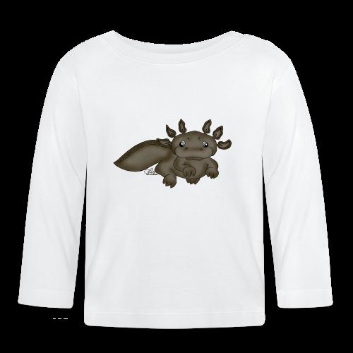 Axill Axolotl - Baby Langarmshirt