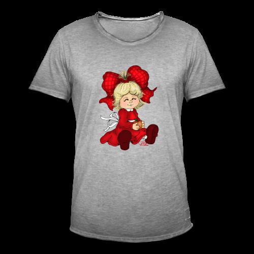 Püppchen - Babydoll - Männer Vintage T-Shirt