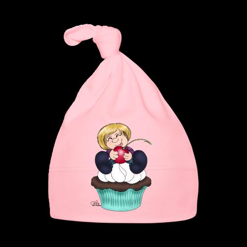 Sweet Cherry Cupcake - Baby Mütze
