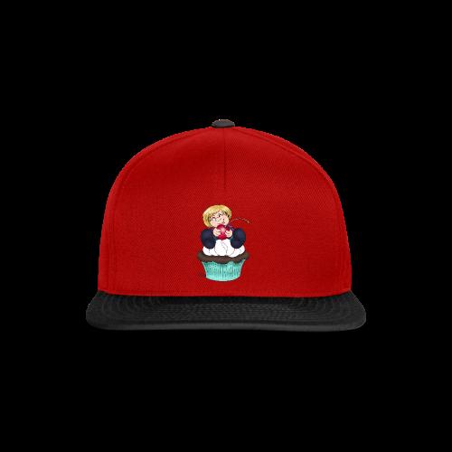 Sweet Cherry Cupcake - Snapback Cap