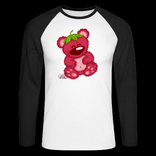 Himbärchen - Männer Baseballshirt langarm