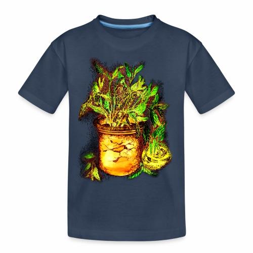 Sellerie - Teenager Premium Bio T-Shirt