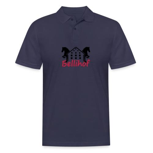 Bellihof Cap rot - Männer Poloshirt