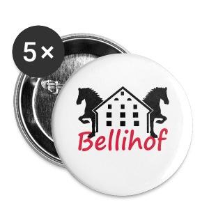 Bellihof Cap rot - Buttons klein 25 mm
