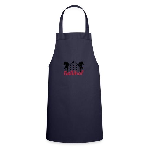 Bellihof Cap rot - Kochschürze
