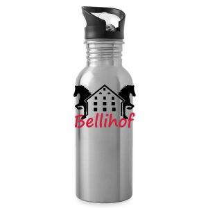 Bellihof Cap rot - Trinkflasche