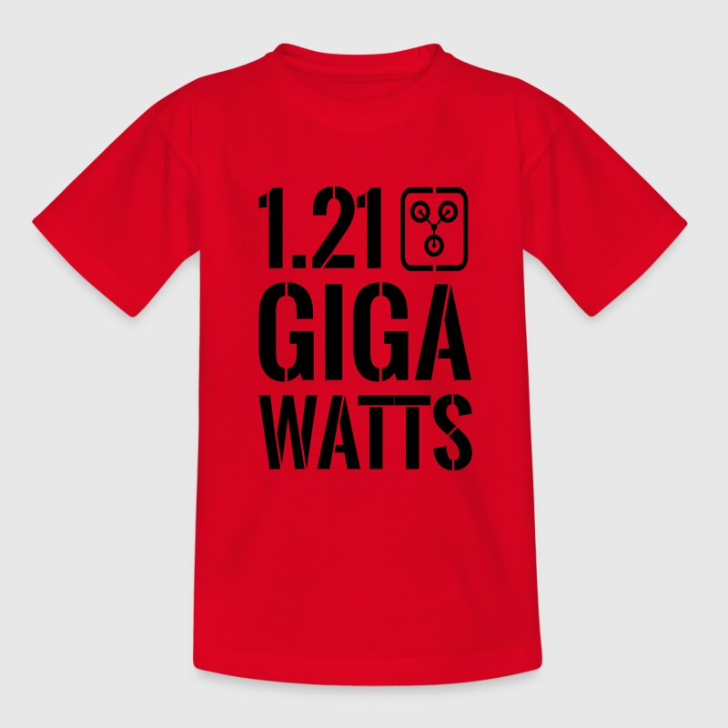 1.21 Giga Watts - Flux capacitor Shirts - Kids' T-Shirt