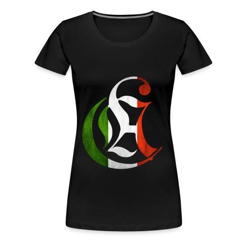 CA Italia - T-shirt Premium Femme