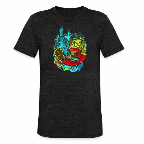 Tasche Juliane - Unisex Tri-Blend T-Shirt von Bella + Canvas
