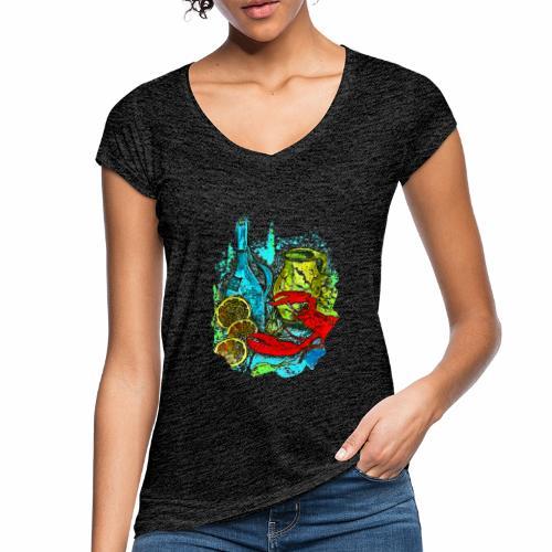 Tasche Juliane - Frauen Vintage T-Shirt