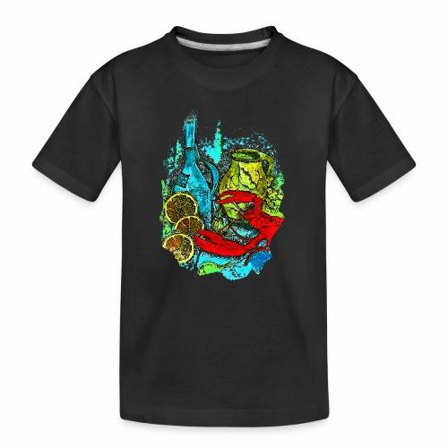 Tasche Juliane - Teenager Premium Bio T-Shirt