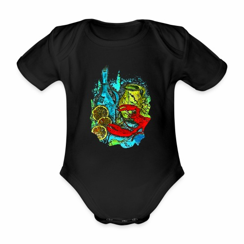 Tasche Juliane - Baby Bio-Kurzarm-Body