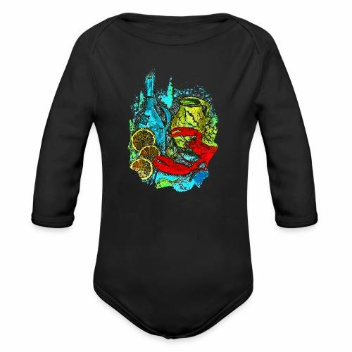 Tasche Juliane - Baby Bio-Langarm-Body