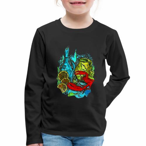 Tasche Juliane - Kinder Premium Langarmshirt