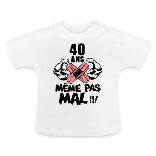 40 ans meme pas mal anniversaire muscle