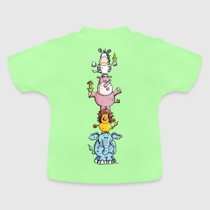 Funny Animal Circus - Zoo Shirts - Baby T-Shirt