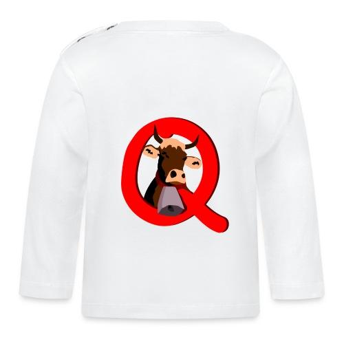 Q=Kuh - Baby Langarmshirt