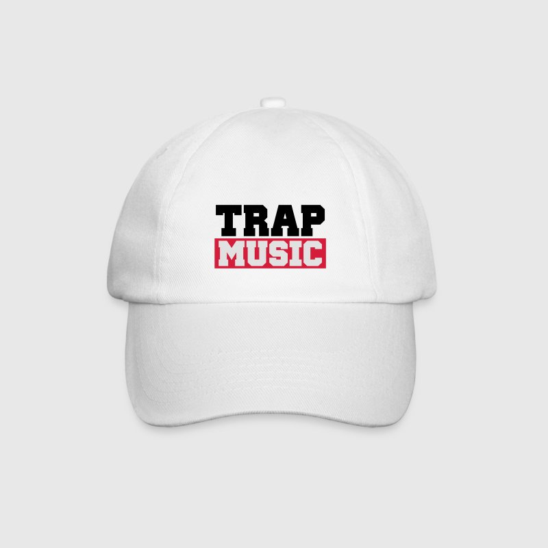 TRAP MUSIC - BASS PARTY Gorras y gorros - Gorra béisbol