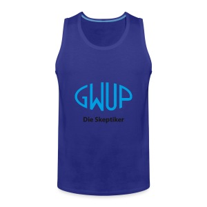 Pullover GWUP-Logo - Männer Premium Tank Top