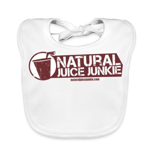 Natural Juice Junkie Apron - Baby Organic Bib