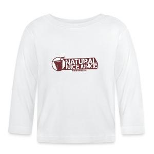 Natural Juice Junkie Apron - Baby Long Sleeve T-Shirt